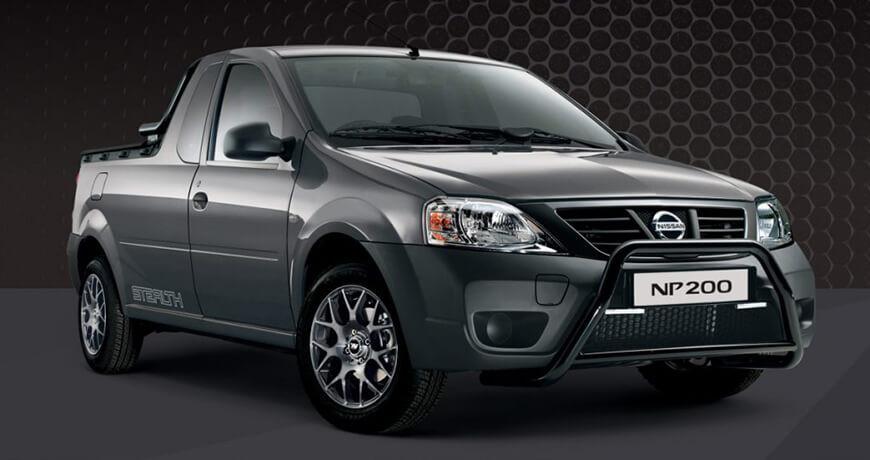 Nissan NP200 (28 dias)