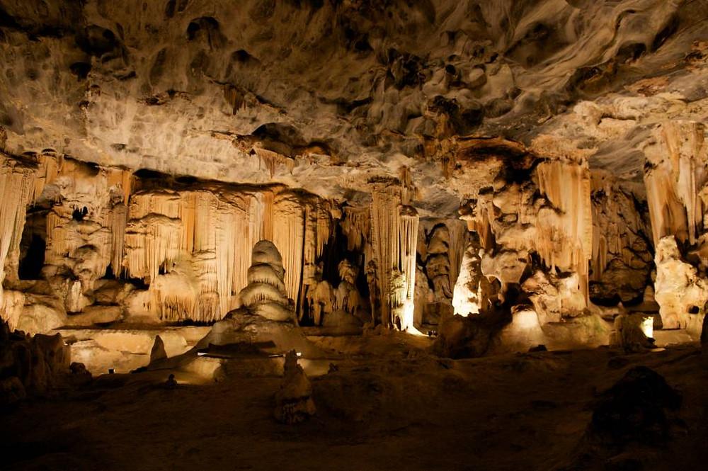 Cango Caves,África do Sul