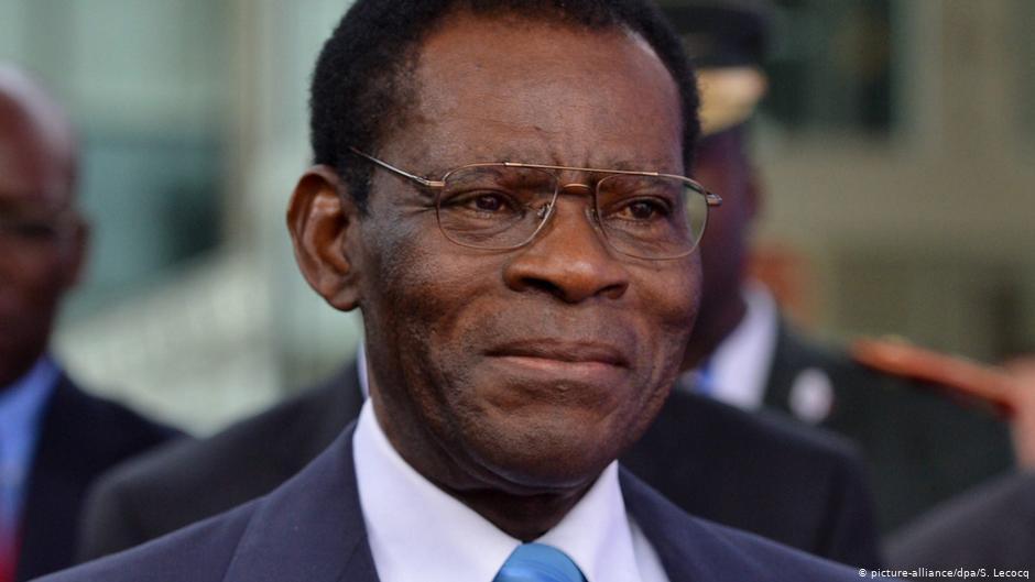 Teodoro Obiang Nguema Mbasogo - Presidente da Guiné Equatorial