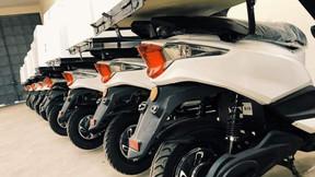 Uber lança motocicletas e scooters elétricas para passeios e entregas no Quênia e pela primeira vez