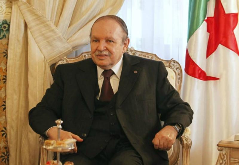 Abdelaziz Bouteflika - Ex Presidente da Algéria