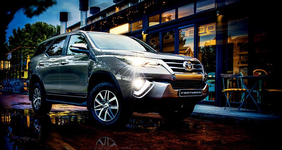 Toyota Fortuner (26 dias)