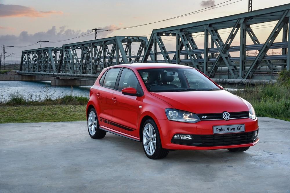 Volkswagen Polo Vivo (25 dias)