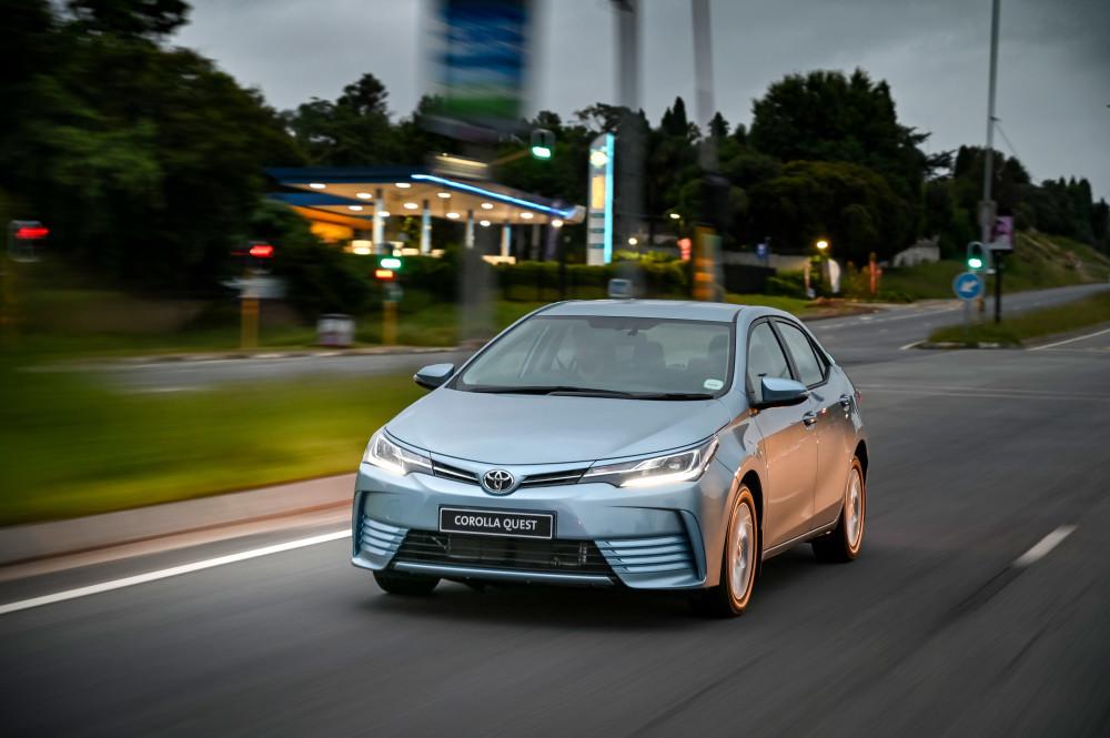 Toyota Corolla Quest (29 dias)