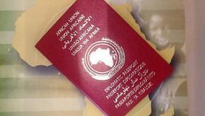 A União Africana deve lançar seu passaporte único este ano
