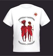Camiseta Oficial África