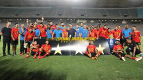 O Esperance é campeão da Liga da Tunísia pela 30ª vez