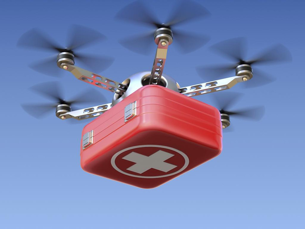 Drones for Health
