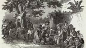 Como os brasileiros usaram marcas corporais para classificar escravos africanos