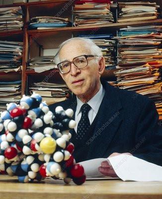 Aaron Klug  Nobel Química Africa do Sul