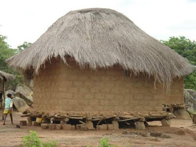 Arquitetura africana: Cubata