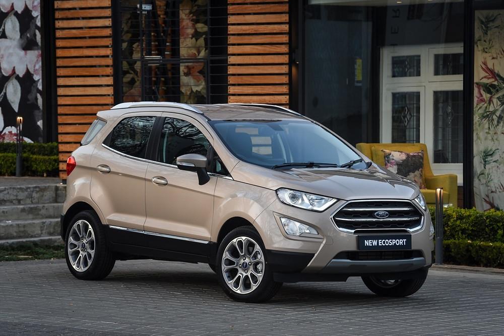 Ford EcoSport (42 dias)
