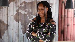 Primeira mulher a ganhar o Prêmio África de Inovação em Engenharia