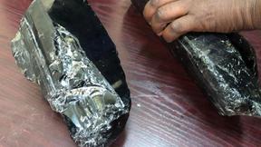 Garimpeiro fica milionário com pedras raras