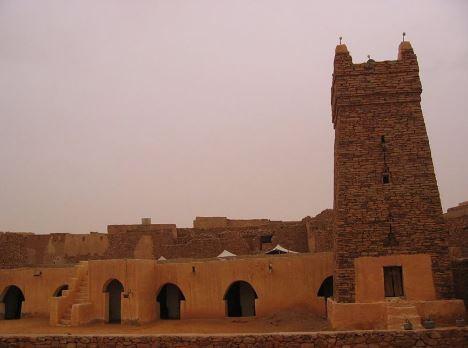 Arquitetura africana: Mesquita Chinguetti