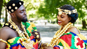 Casamento em África