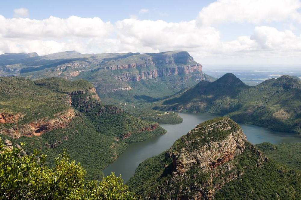 Blyde River Canyon,África do Sul