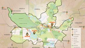 Acordo entre cinco países africanos cria maior reserva natural do mundo