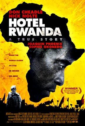 Filme Hotel Ruanda 2004