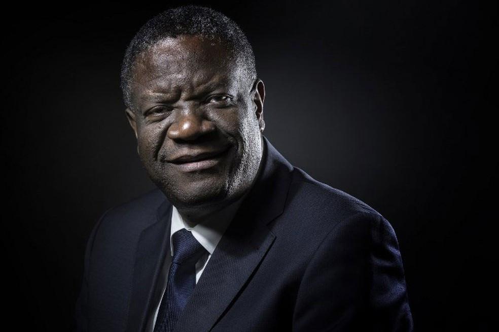 Denis Mukwege Nobel da Paz 2018