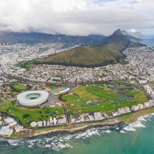 PIB da África do Sul cresce à taxa anualizada de 4,6% no 1º trimestre
