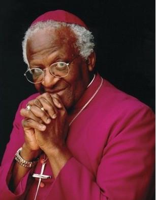 Desmond Tutu Cidade do Cabo Bispo Nobel da Paz 1984