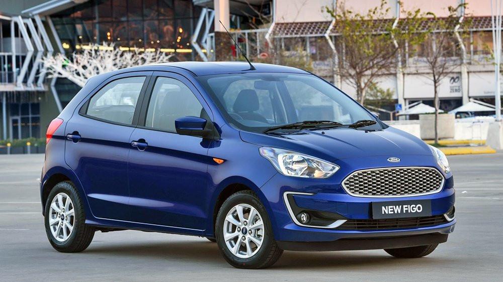 Ford Figo (44 dias)