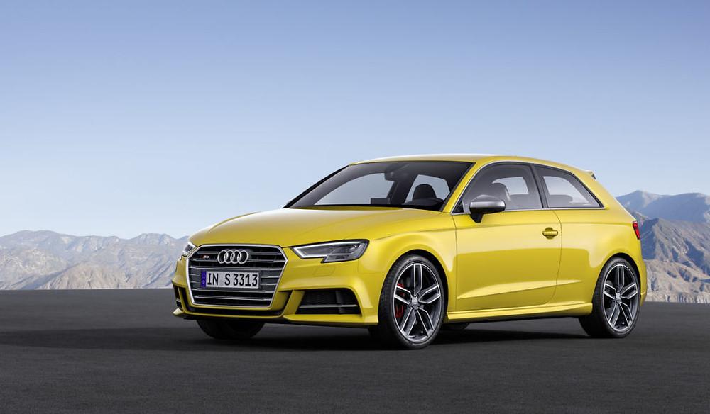 Audi A3 (38 dias)