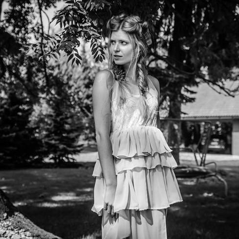 projekt Madeline modelka Marsell Gorska