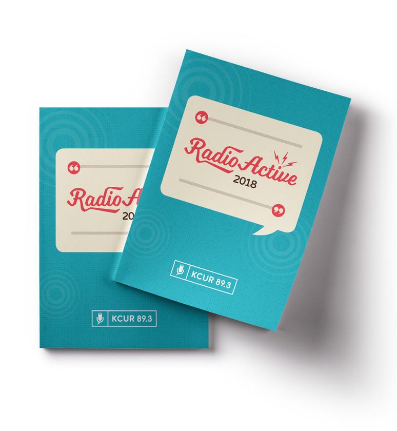 RadioActive Program Cover