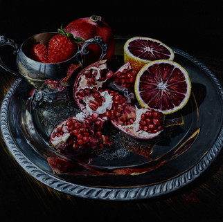 Red Fruits (oils)