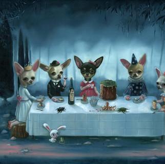 The Secret Tea Party