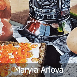 Maryia Arlova Intro