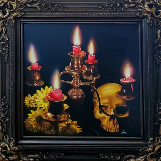 Candle Light (oils)