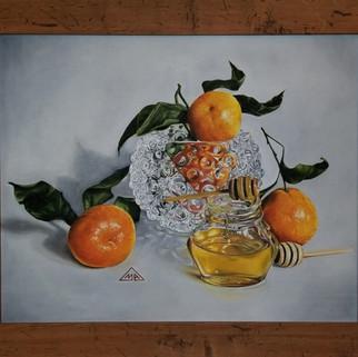 Mandarin Honey (oils)