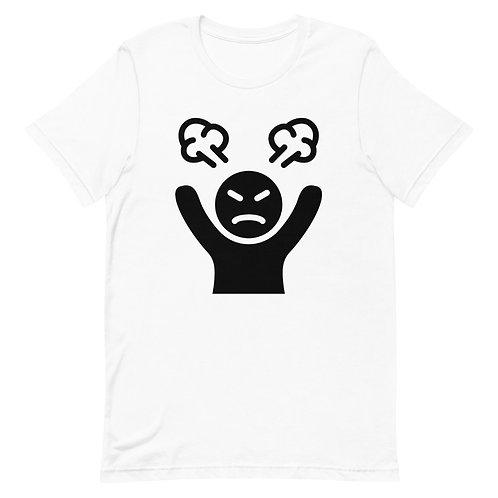 Break It (explicit) White T-shirt