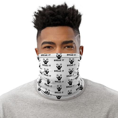 Break It Multi-Purpose Face Mask (White)