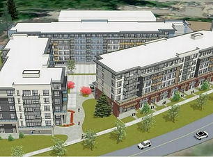 Affordable Housing : Kingsway, Port Coquitlam