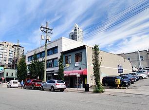 commercial building 110 E1st , Vancouver