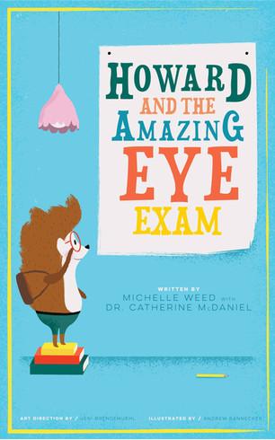 Howard and the Amazing Eye Exam!