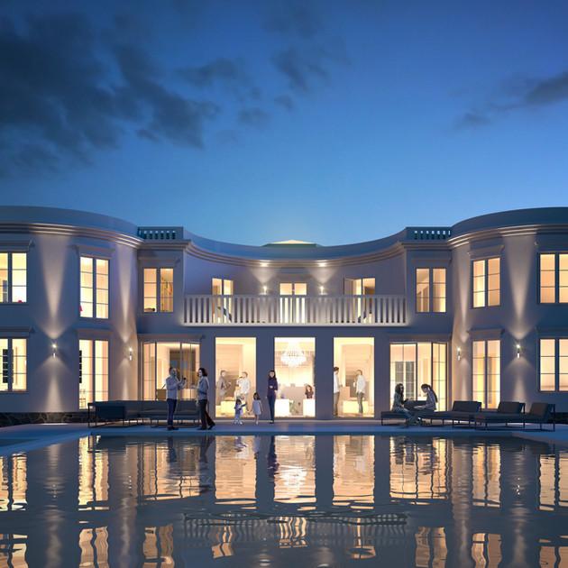 Villa Casablanca