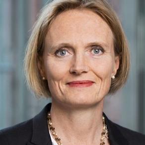 Britta Burreau, VD KPA Pension