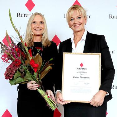 Årets Ruter Dam 2019  |  Carina Åkerström