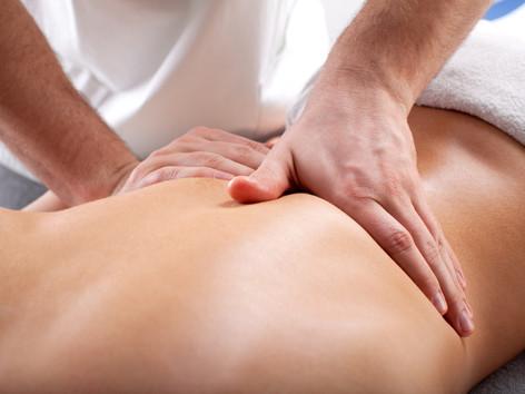 Massage: klassisk, idrotts & företagsmassage