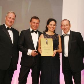 ROSS Arkitektur & Design AB vinner prestigefyllt pris i internationellt sammanhang!