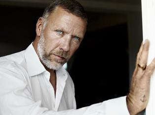 Actor Mikael Persbrandt