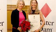Årets Ruter Dam 2015: Mia Brunell Livfors, koncernchef Axel Johnson koncernen
