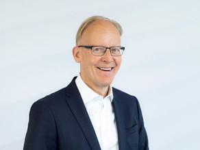 Johan Söderström, Europachef Hitachi ABB Power Grids