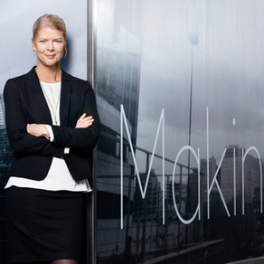 Malin Frenning, EVP and President of Division Infrastructure, ÅF