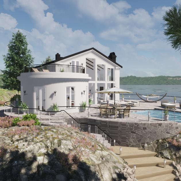 Villa Blåklint